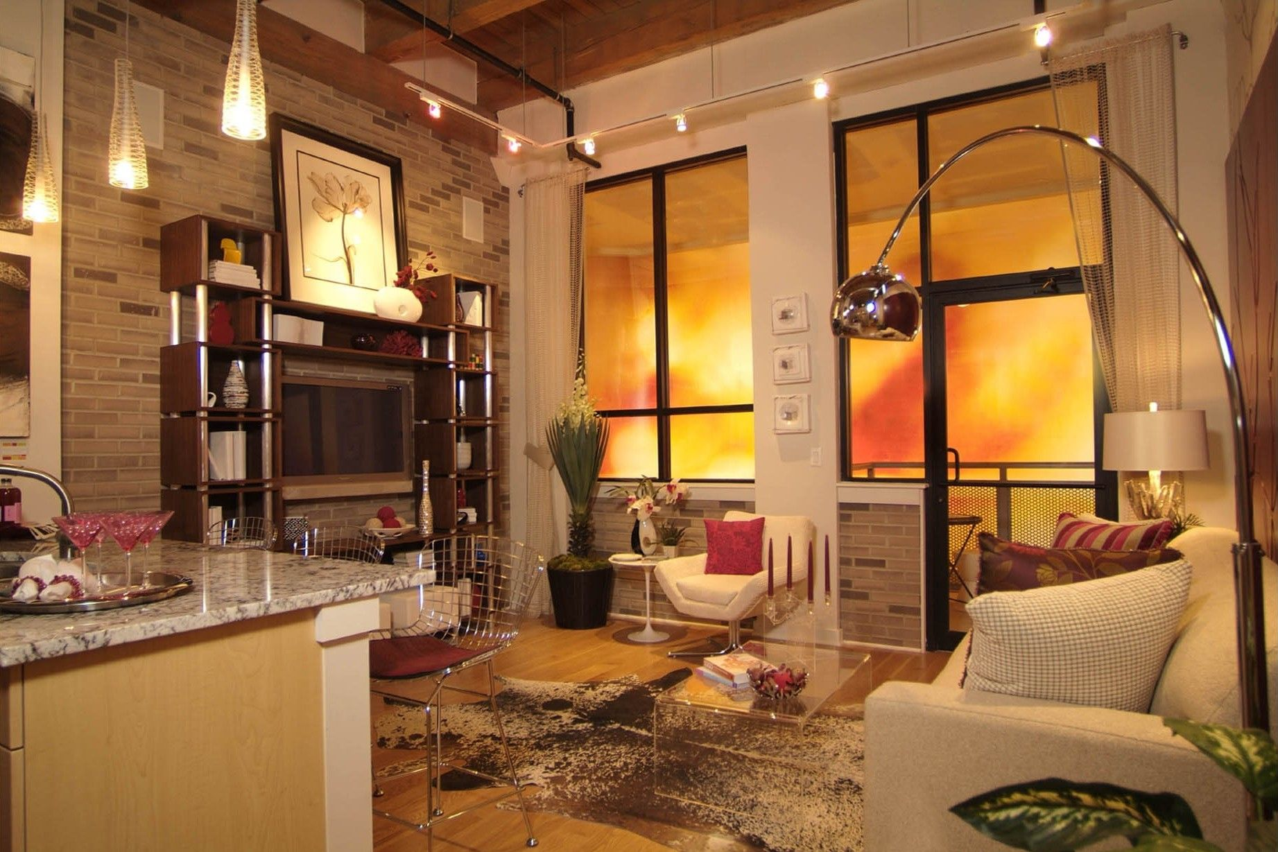 loft apartments with brick walls | chicago lofts: is loft condo