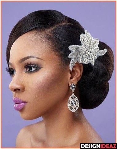 Top 10 Astonishing Wedding Hairstyles For Black Women In 2020