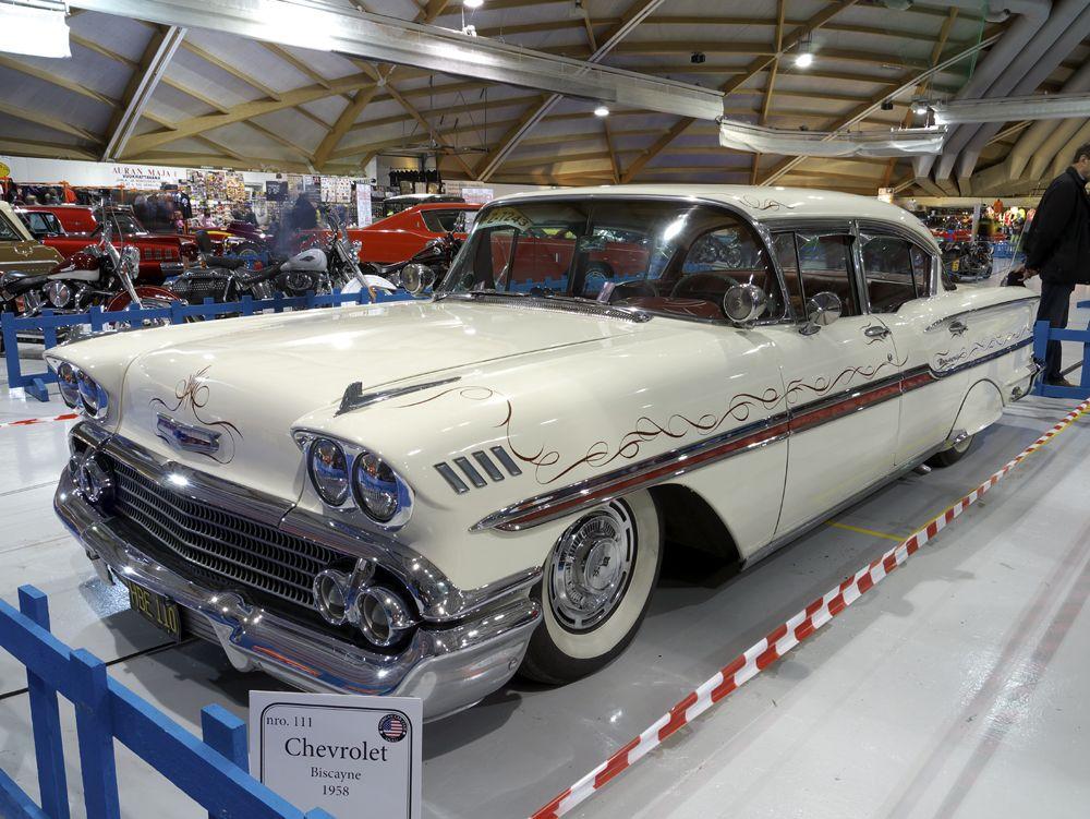 American Car Show Oulu