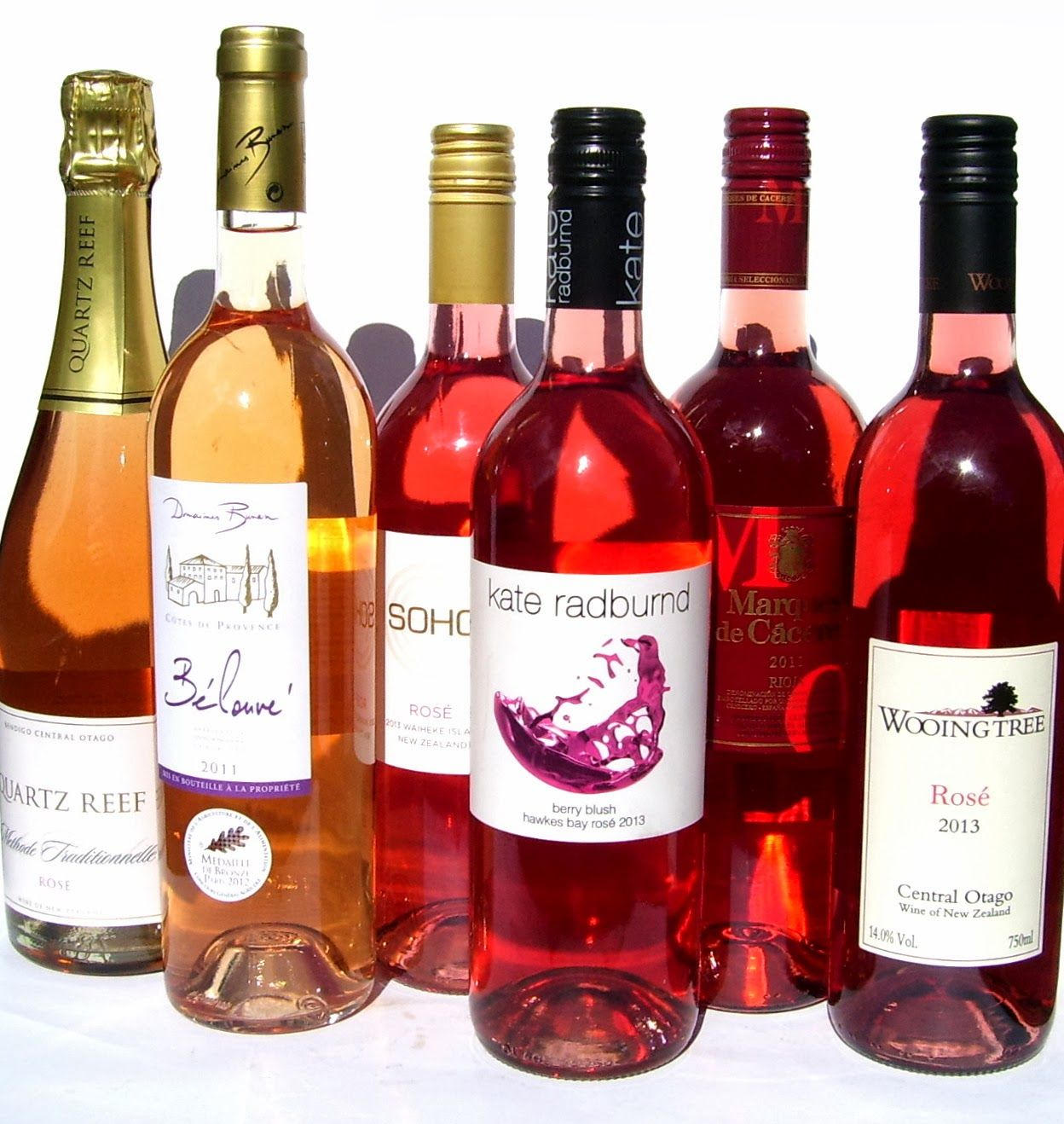 Nz Wine Blogger New Zealand Rose Wines For Summer Wines Nz Wine Rose Wine