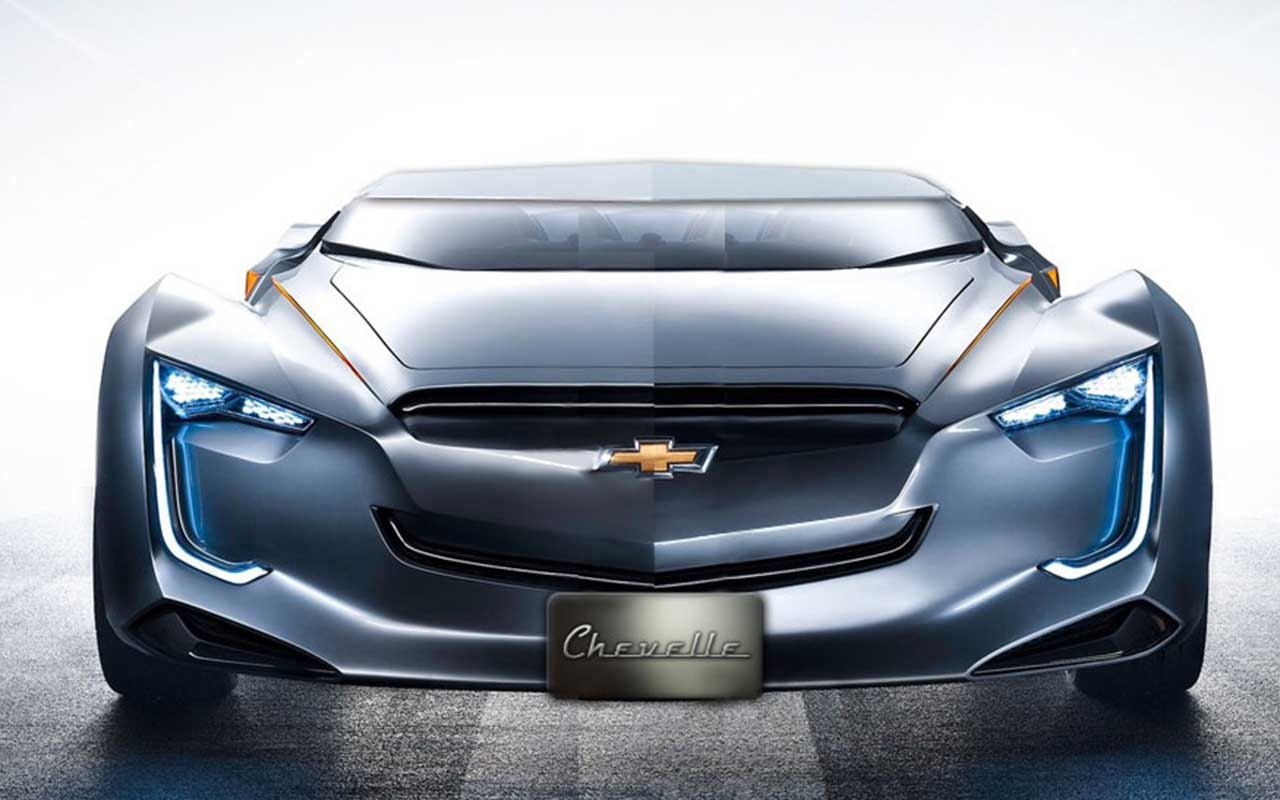 Chevy chevelle ss concept