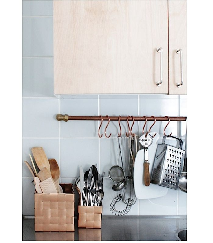 Copper piping aeo15 Pinterest Kitchens, Utensils and Plumbing pipe