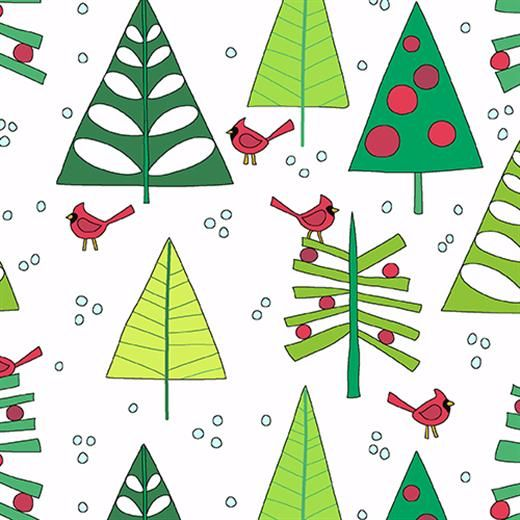 Mary Jo's Cloth Store - Fabrics - Snow Day - A7880 L (Andover)