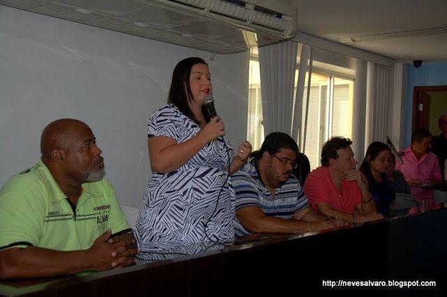 "BLOG ÁLVARO NEVES ""O ETERNO APRENDIZ"" : VÍDEO - COORDENADORA KEYLA MARQUES REALIZA ABERTUR..."