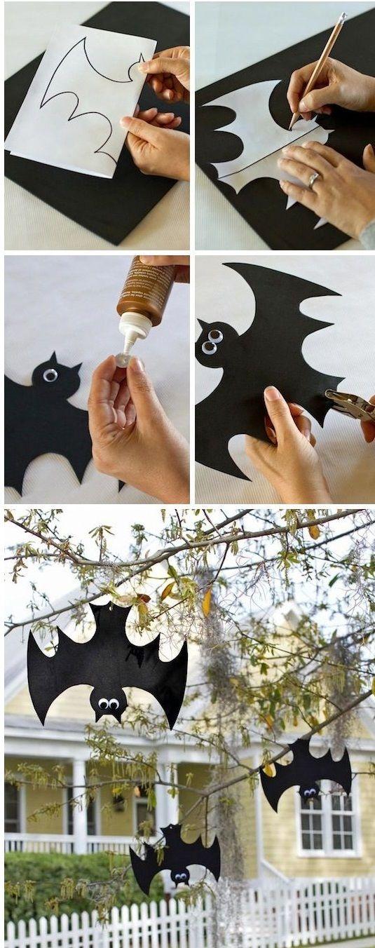 15 Excellent Halloween Decoration ideas Diy  Crafts Ideas
