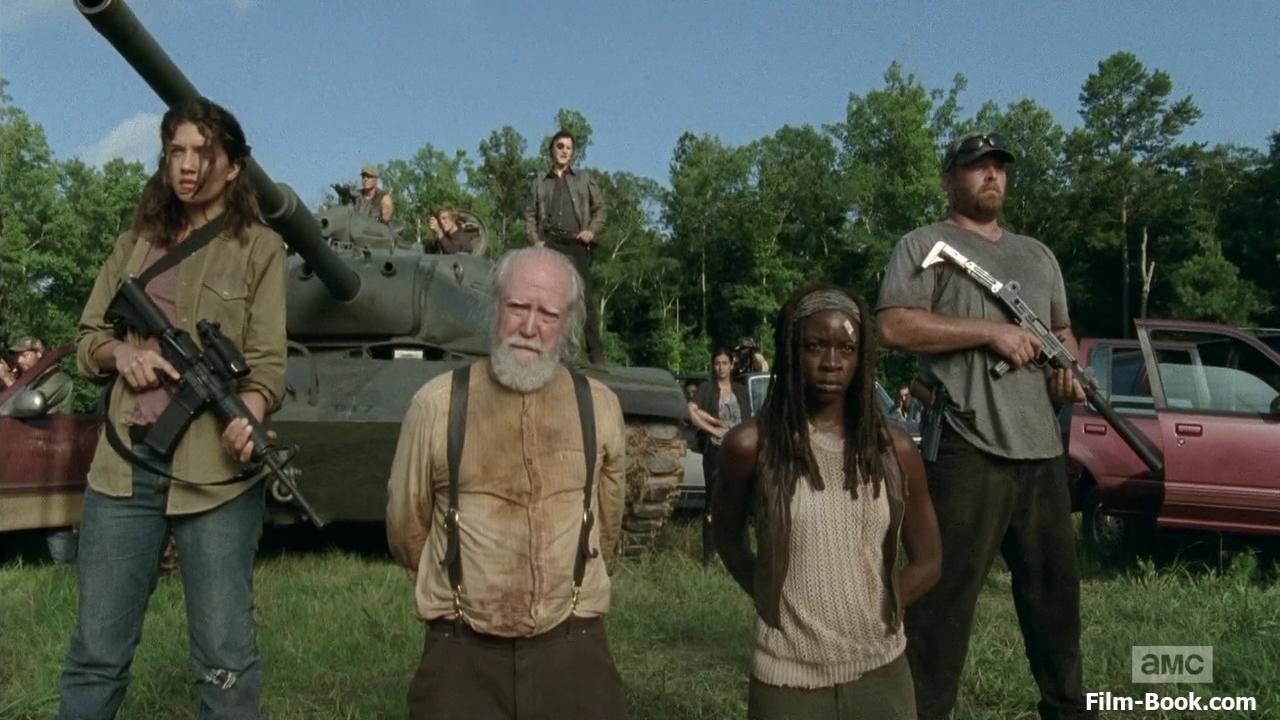The Walking Dead Season 4 Episode 8 Too Far Gone Images Amc Filmbook The Walking Dead
