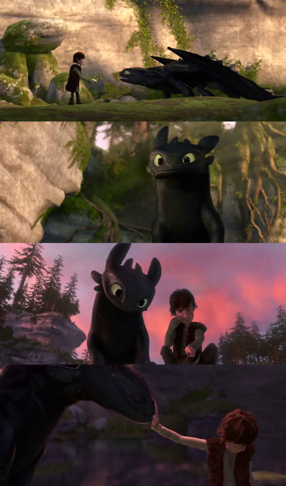 Como treinar o seu dragão.