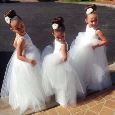 65 ideas for dress for kids wedding tutus  white flower