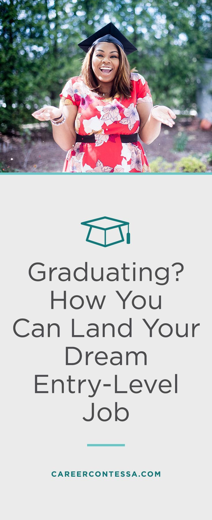How a New Grad Can Find That First EntryLevel Job Job