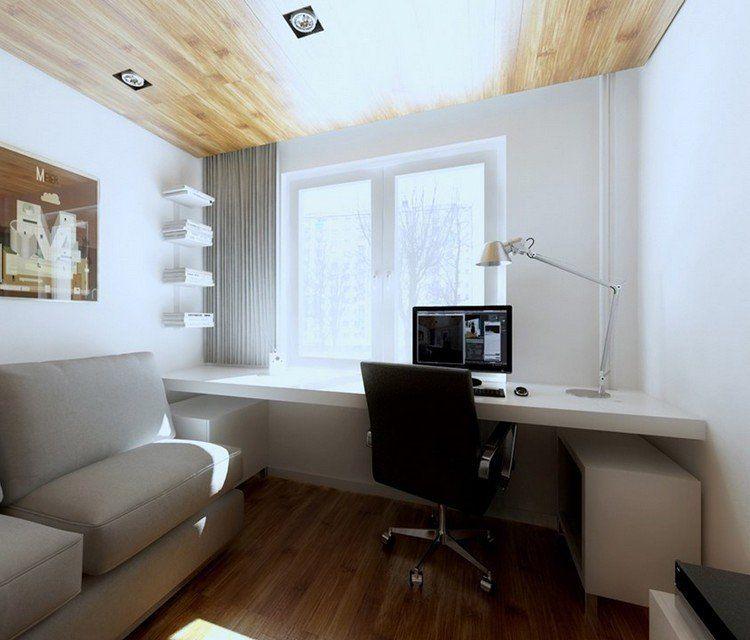 Aménagement Bureau à La Maison En 52 Idées Décoratives