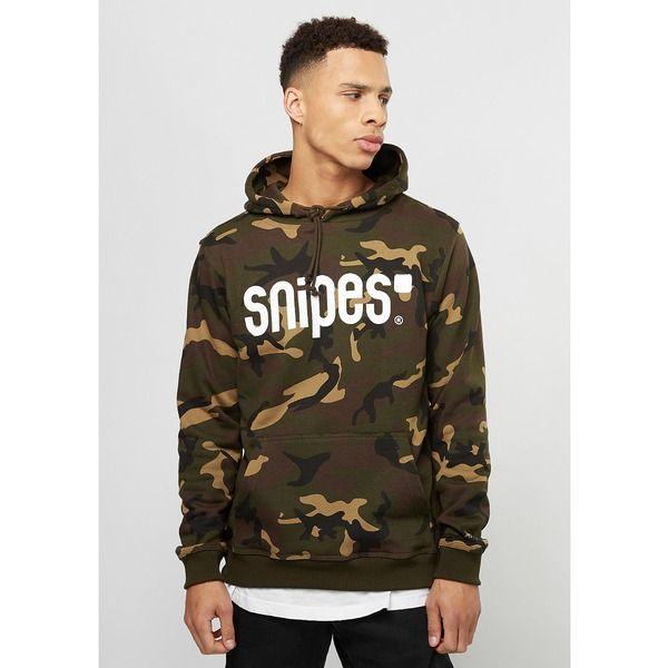Hoodies Kingdom Block Fleece Snipes Camo Men United Mens Zip
