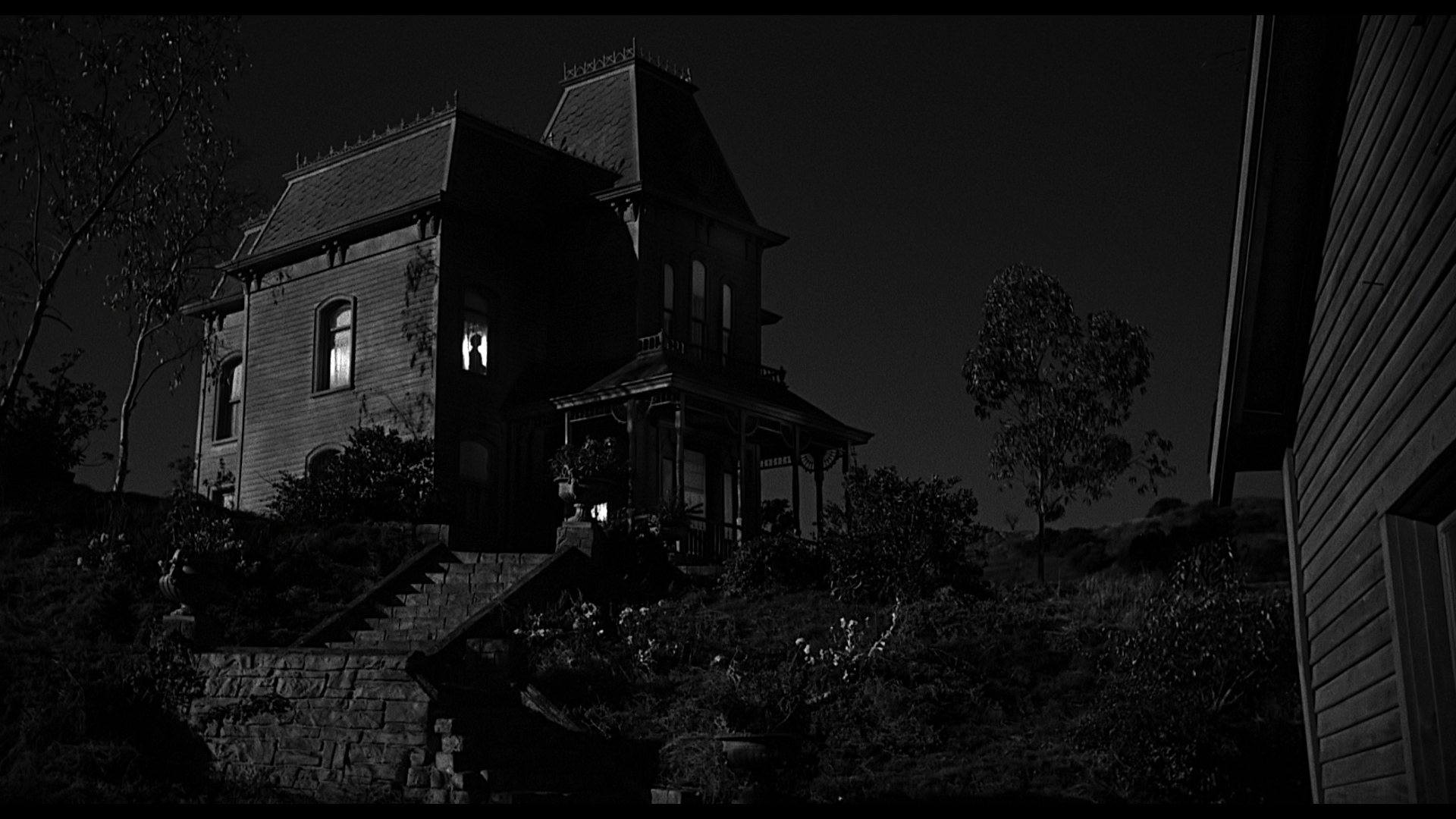 Movies Psycho Alfred Hitchcock 1920x1080 Wallpaper Alfred Hitchcock Hitchcock Scary Movies