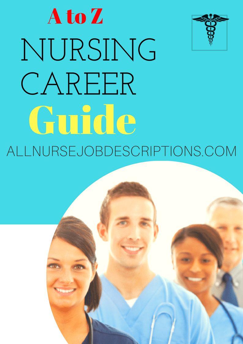 Nurse Career Options Career Guidance for Nursing
