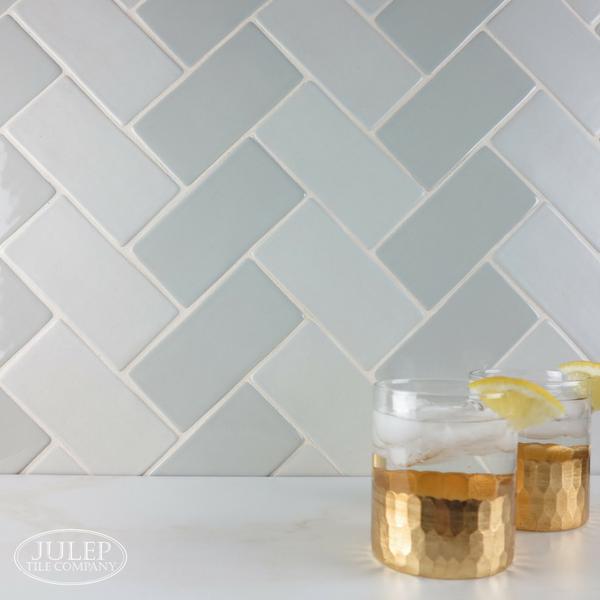 5 New Ways To Use Subway Tile Herringbone Subway Tile Subway Tile Handmade Tiles