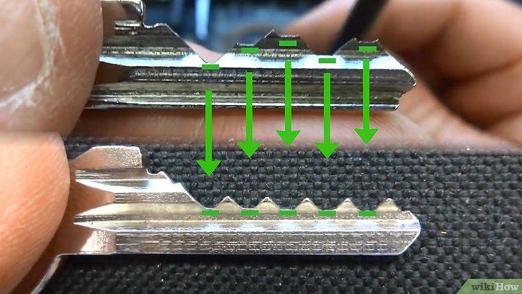 Bump a Lock Bump, Useful life hacks, Combination locks