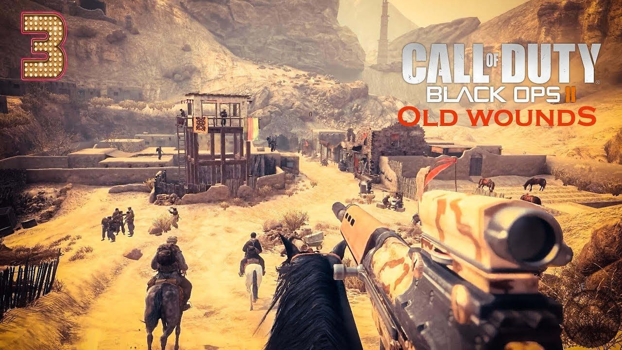 OLD WOUNDS -- Call of Duty Black Ops II | Game On   | Call