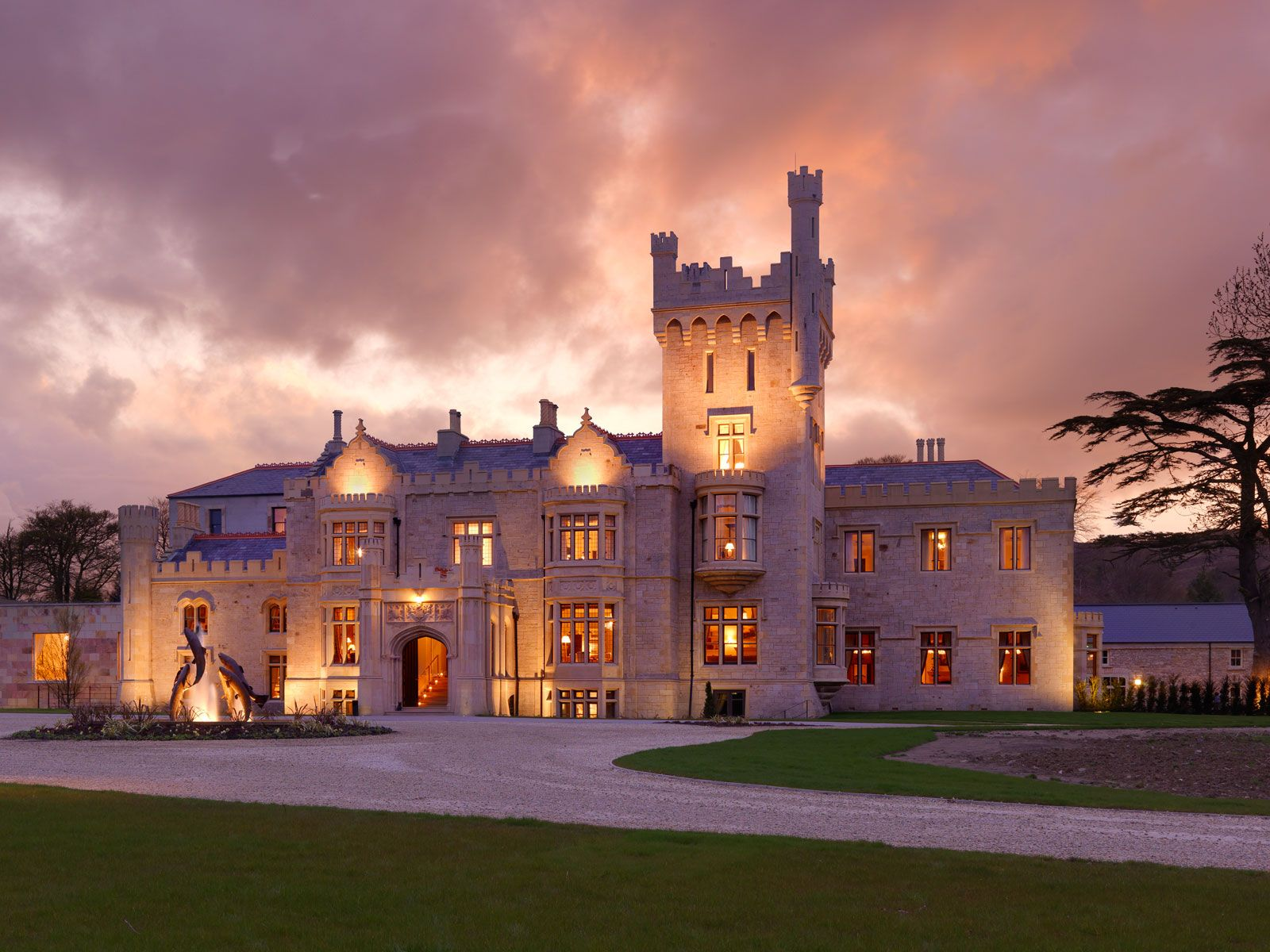 View Photos Of Lough Eske Castle A Luxury Ireland Hotel Our Is Located In Donegal And The Perfect Destination For Business Or