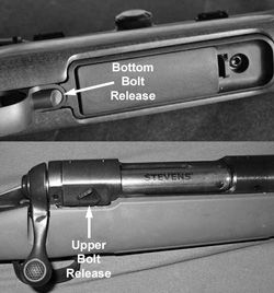 Savage Bolt Release Pic | F-Class Shooting | Tactical rifles