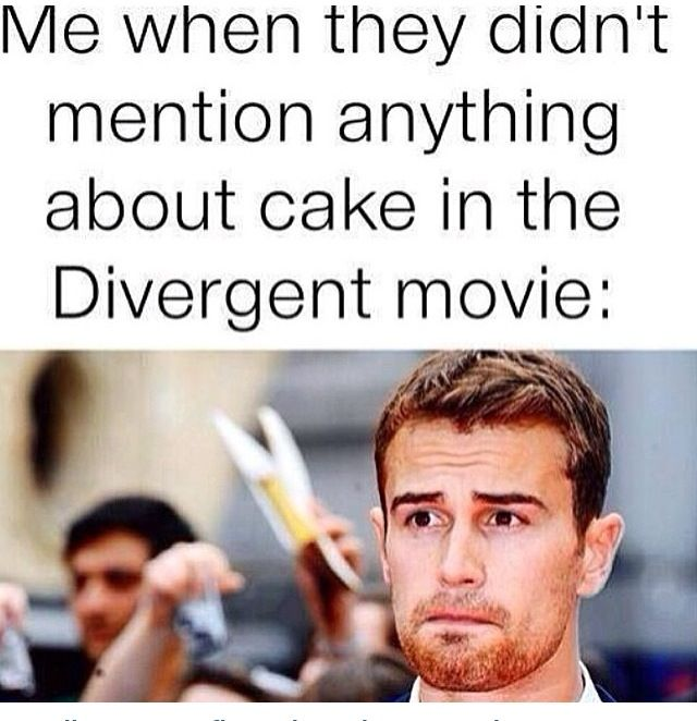Dauntless Cake Is Almost Better Than Four Kidding Nothings