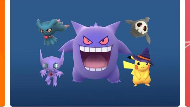 First Look at Halloween Pikachu and New Gen 3 Pokemon in