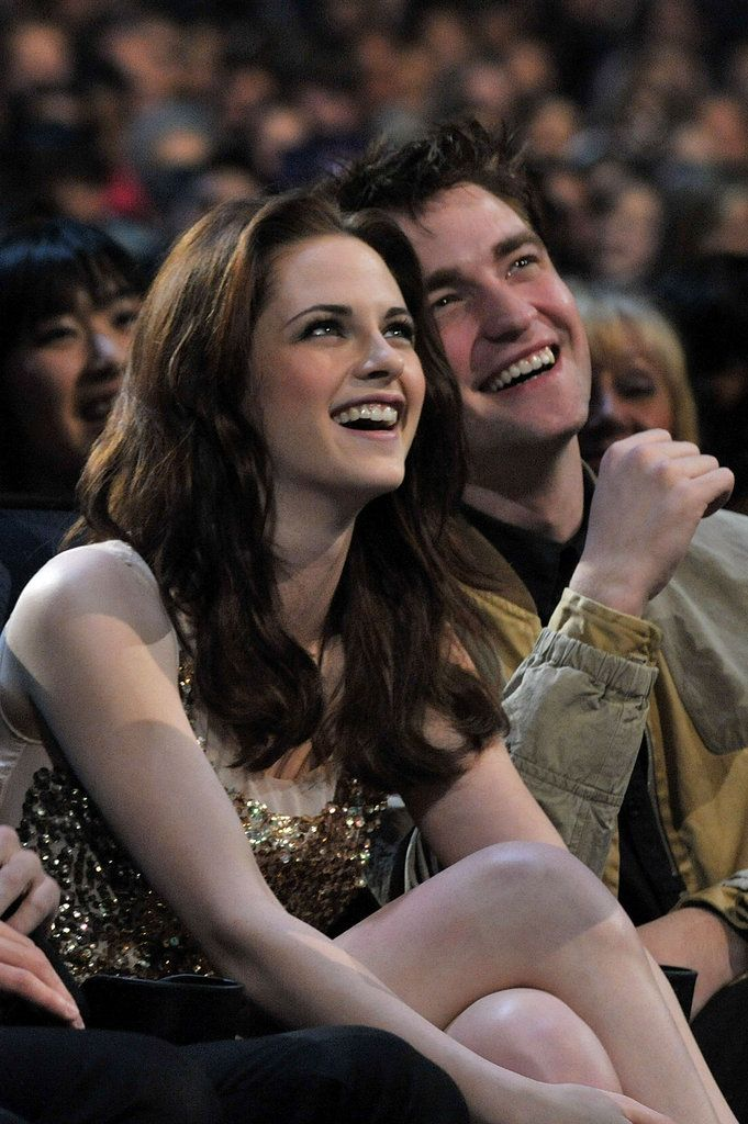 Look Back at Fun Highlights From the People s Choice Awards!  Kristen  Stewart and Robert Pattinson enjoyed the show together in 2011. 46a0df086e1
