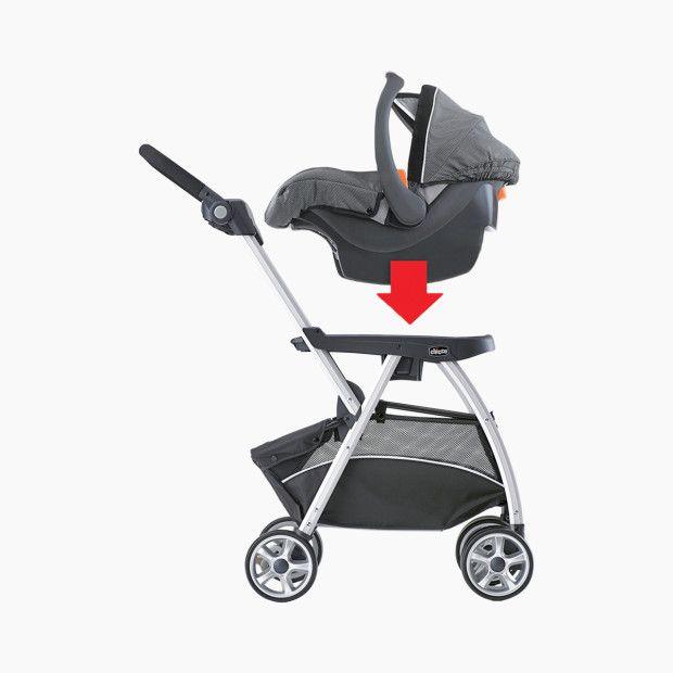 KeyFit Caddy Stroller Frame | Car seats and Infant