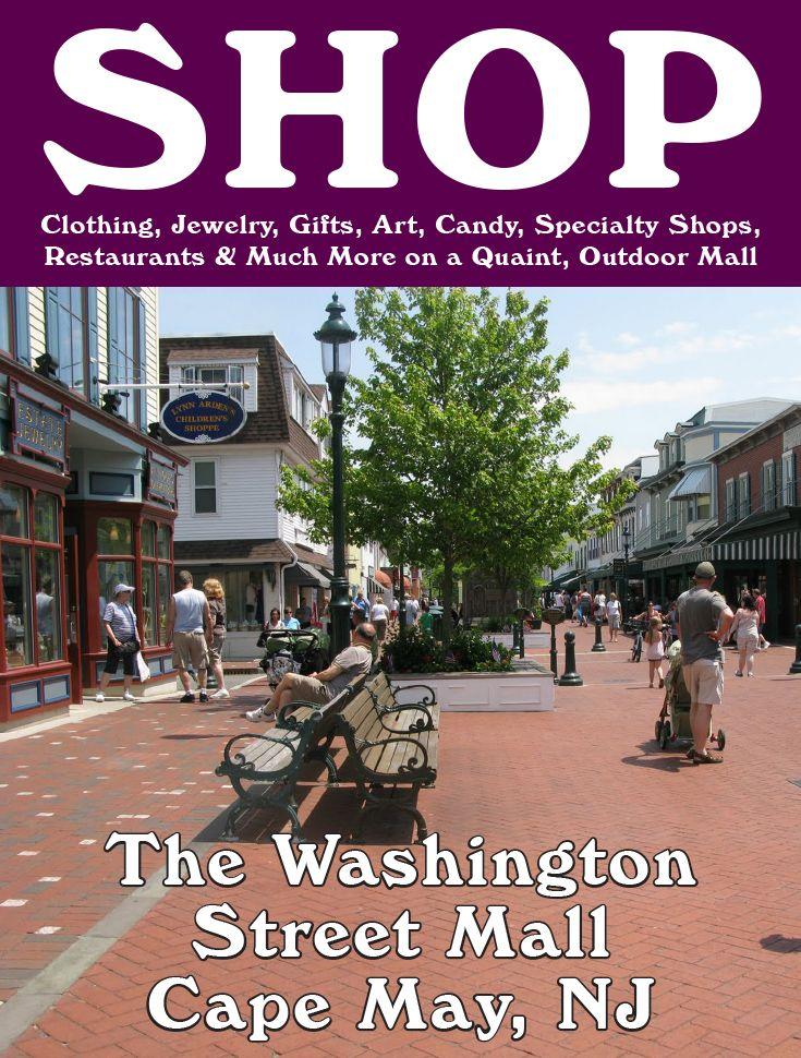 Quaint Victorian Washington Street Mall
