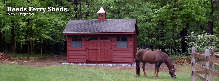 reeds ferry sheds new england - Garden Sheds New Hampshire