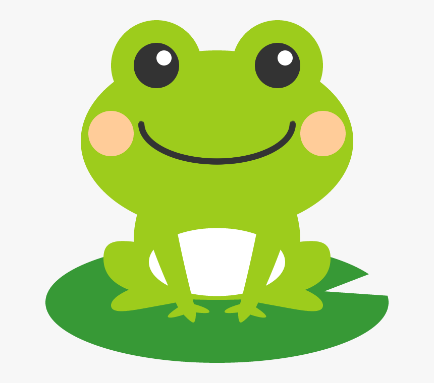 Transparent Frogs Clipart - Clipart Frog, HD Png Download | Animated frog,  Cute frogs, Transparent frog