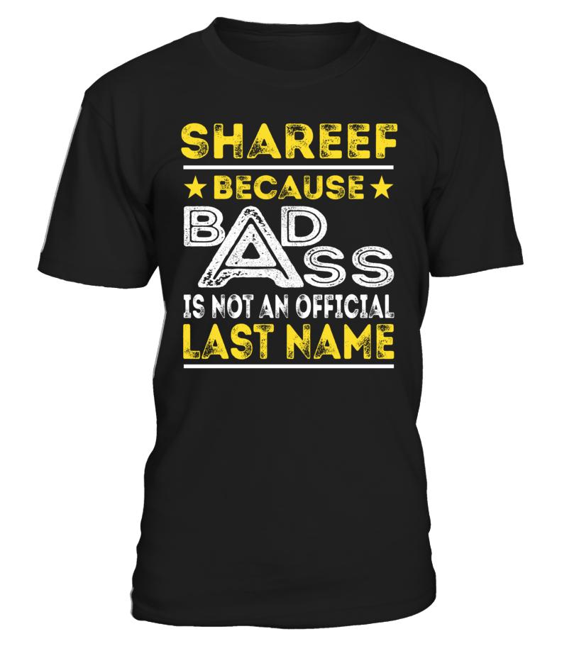 SHAREEF - Badass #Shareef