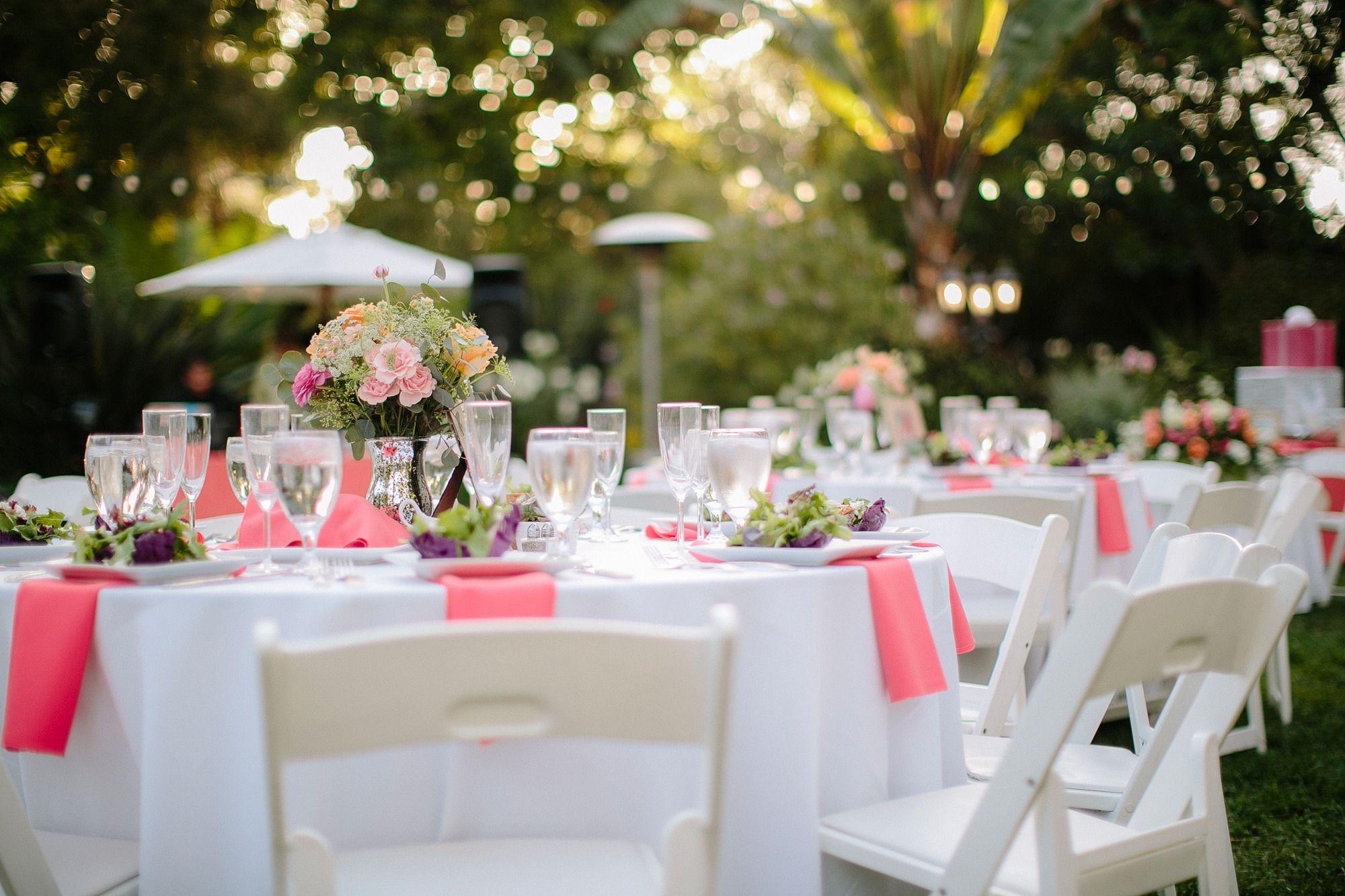 Pink San Diego Botanic Garden Wedding San diego botanic