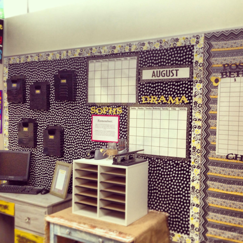 Organization High School Classroom Assignment Center