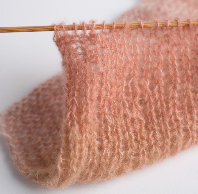 tricoter fil triple taille aiguille