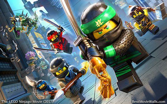 LEGO Ninjago Wallpaper Hd