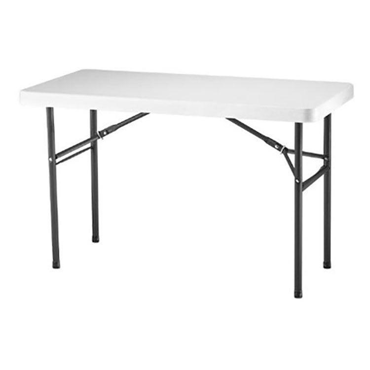 4 Adjustable Height Demo Folding Table Folding Table Lifetime Tables Table