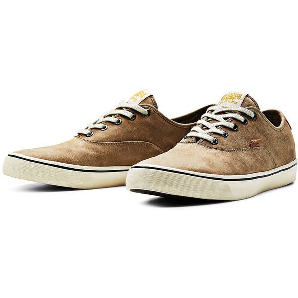 JACK & JONES Casual Leather Shoes ($59) found on Polyvore featuring mens,  men's