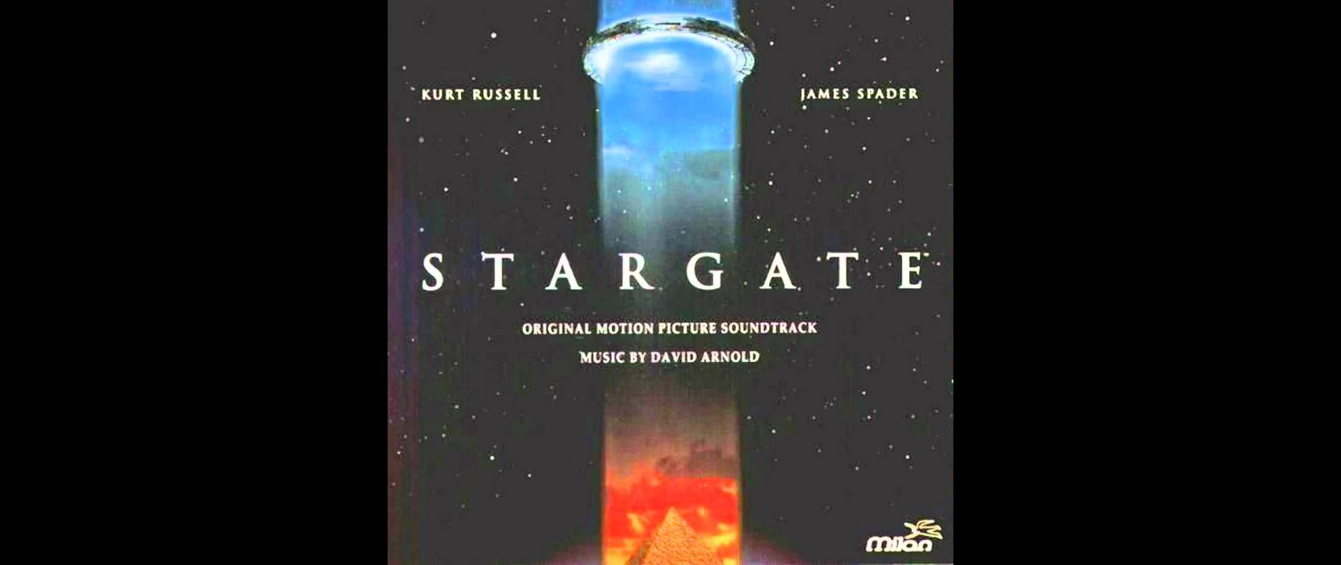 david arnold stargate overture