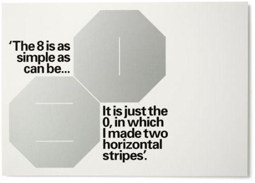 Experimental Jetset / Stedelijk Museum / Crouwel 80 / Invitation / 2008