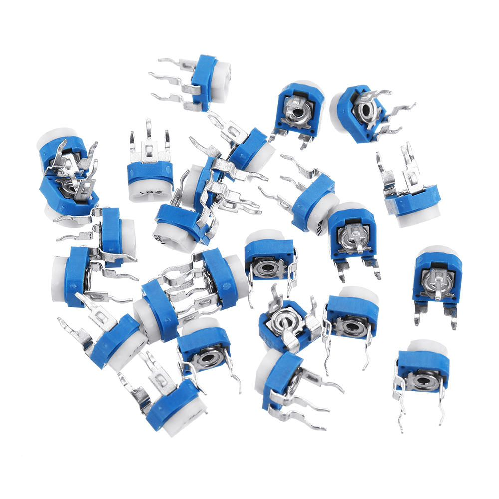 20pcs Rm065 10k Ohm Trimpot Trimmer Potentiometer Variable Resistor Cool Electronics Kids Electronics Electronic Gifts