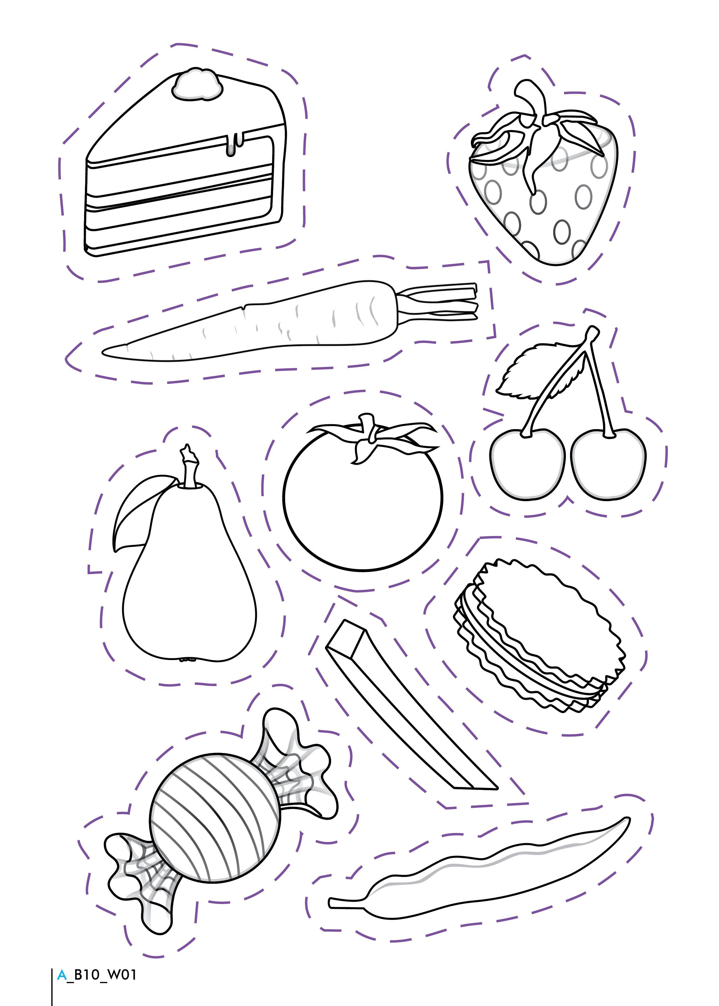 Image Result For Healthy And Unhealthy Food Worksheets For