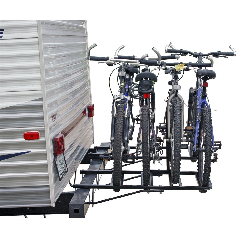 Marvelous Image of Camper Bike Rack. Camper Bike Rack Rv