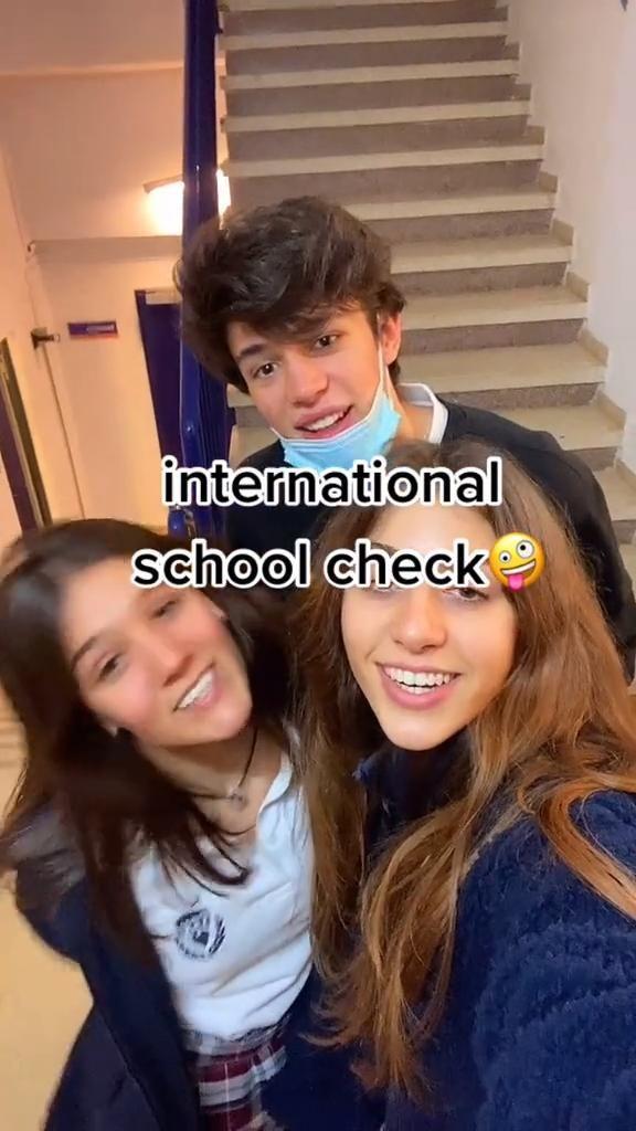 International school check