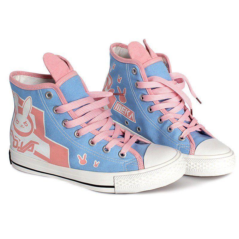 D.VA Dva Cool Canvas Shoes Casual Shoes High Top Shoes Flat Shoes A.13