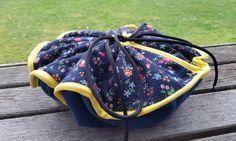 Free pattern: Round casserole carrier | Sewing | Casserole