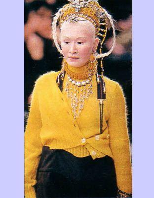 Category fashion show - Connie Chiu Portfolio