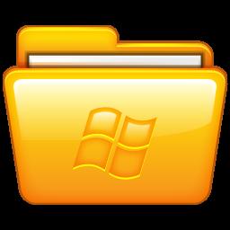 Windows Icon In Folders Folder Icon Icon