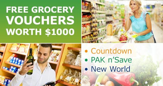 Win A $1,000 Supermarket Voucher