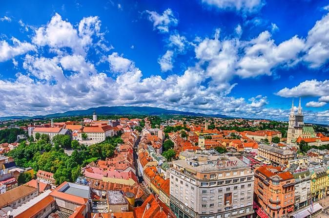 3 Day Zagreb City Break Experience The City S Charming Central Part Including Historic Upper Town As Well As The Main S Croatia Tourism Croatia Beach Croatia