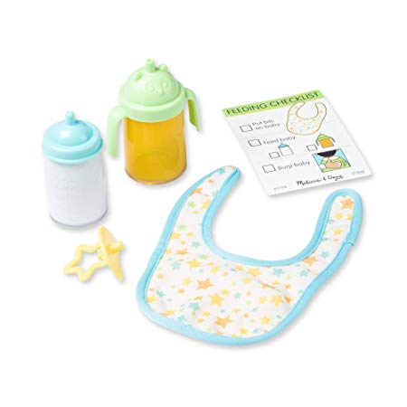 Melissa & Doug Mine to Love Bottle & Sippy Cup