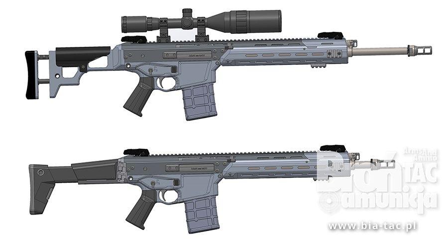 Msbs 762x51 900x488 Designated Marksman Rifle Army Drawing